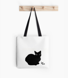 black-cat-bag