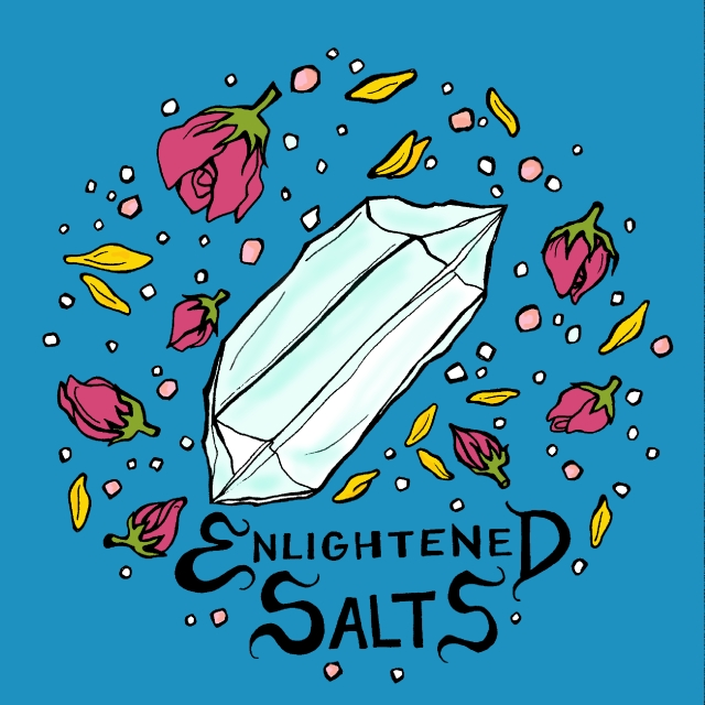 Enlightened Salts with color